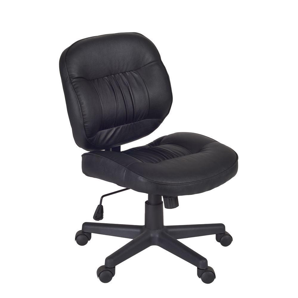 Nat Black Task Chair