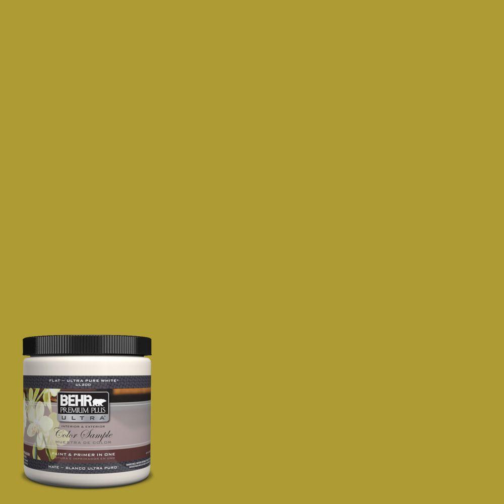 #P330 7 Luscious Lime Matte Interior/