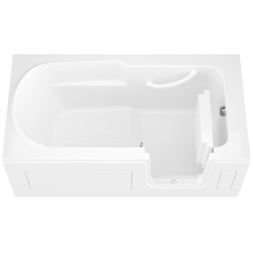 Universal Tubs Hd Series 60 In Right