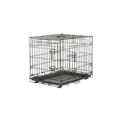 36 in. x 24 in. x 26 in. Medium Wire Dog Crate
