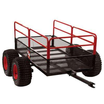 X4 ATV Off-Road Trailer