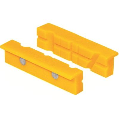 Non-Marring Vise Jaw Accessory for Use on Vises with Jaws from 3 in. to 6 in. Wide