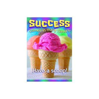 Success Comes in Many Flavors Poster
