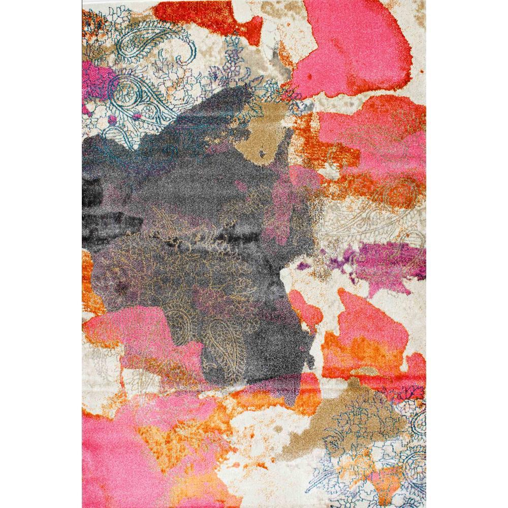 Gresham Pink 7 ft. x 9 ft. Area Rug