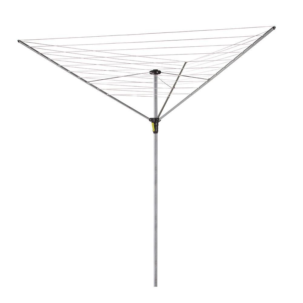 Easy Breeze 147 ft. Outdoor Umbrella Clothesline