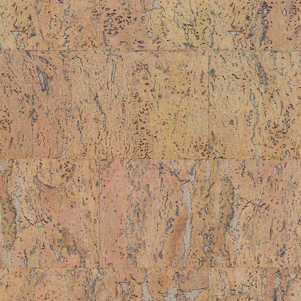 Heritage Mill Flagstone 1/8 in. Thick x 23-5/8 in. Wide x 11-13/16 in. Length Real Cork Wood Wall Tile (21.31 sq. ft. / pack)