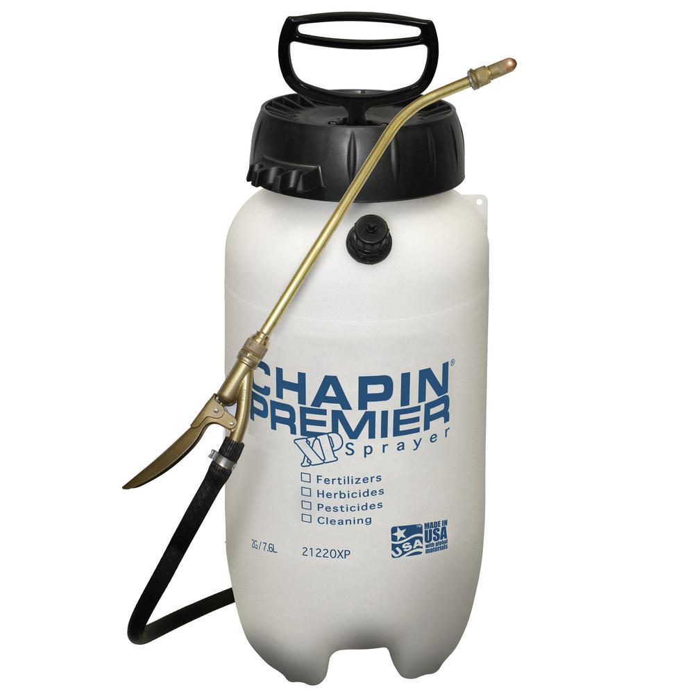 2 Gal. Premier Series Professional Poly Sprayer