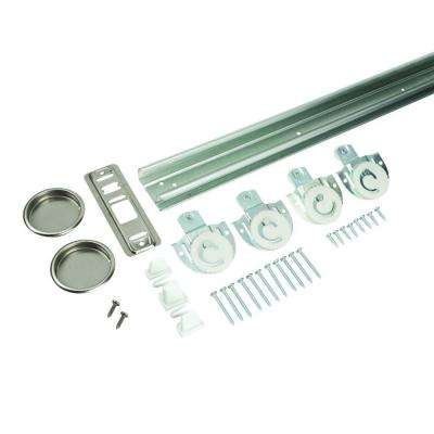 Closet Door Hangingmounting Kit Hardware The Home Depot