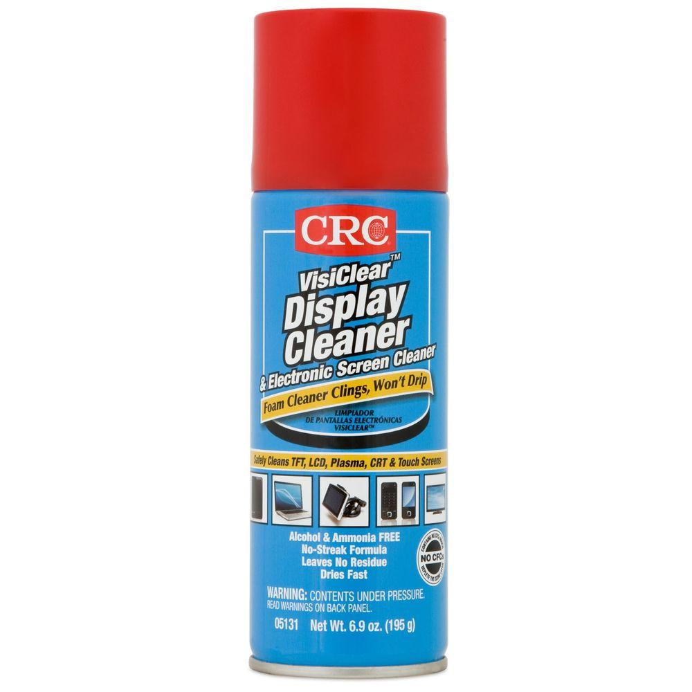 Hagerty 32 fl oz chandelier cleaner 91320 the home depot visiclear display and electronics screen cleaner arubaitofo Images