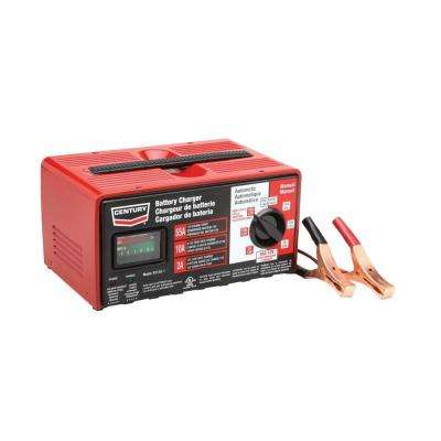 12-Volt 55 Amp Battery Charger