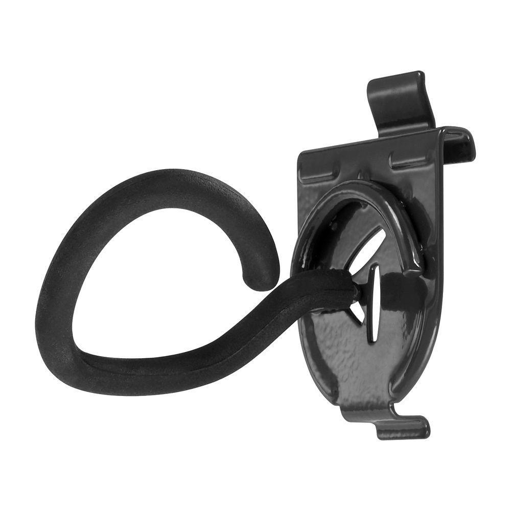 Fishing Rod Holder Garage Hook for GearTrack or GearWall (2-Pack)