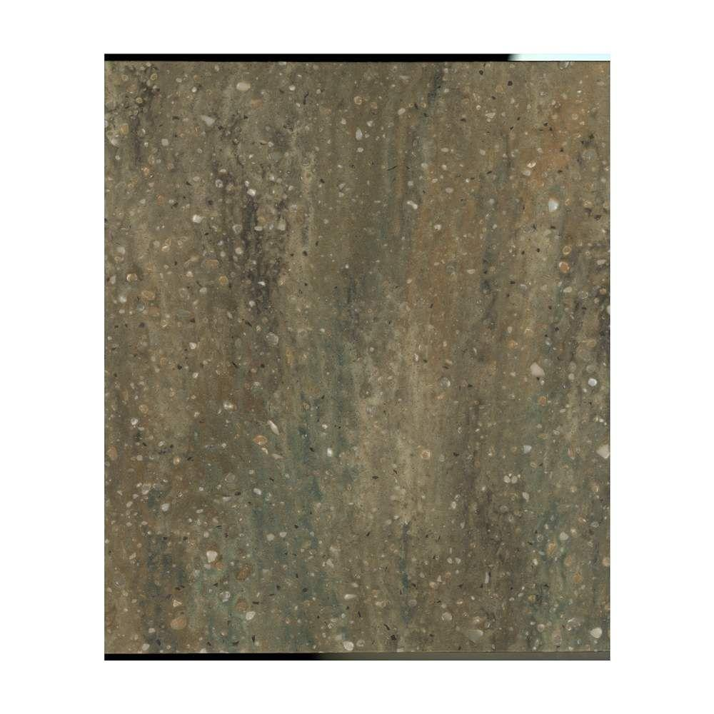 Martha Stewart Living 2 in. x 2 in. Solid Surface Countertop Sample in Acadia