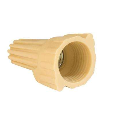Tan Wing Wire Connector (500 Pack)