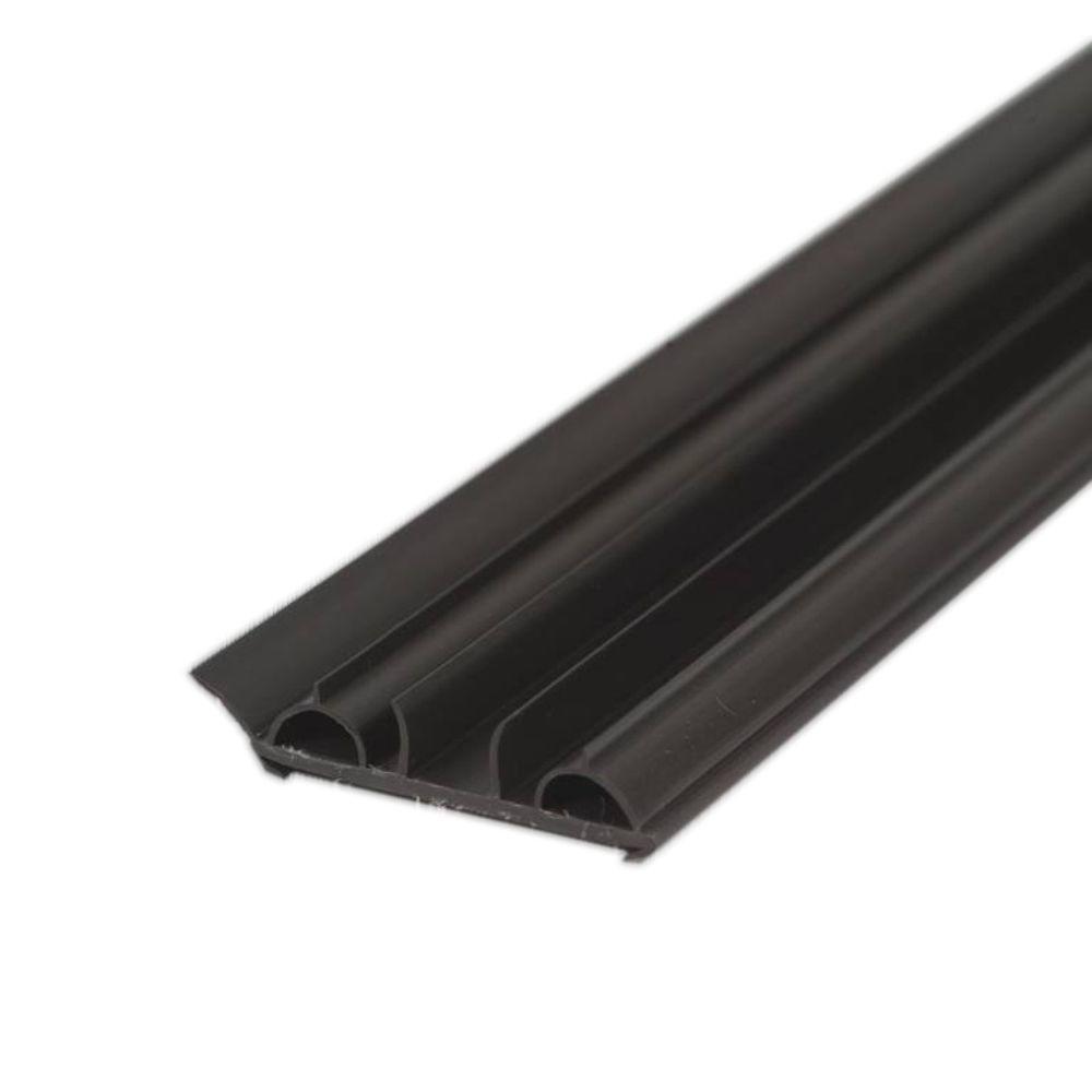 M-D Building Products 1-3/4 in. x 36 in. Brown Vinyl Door Bottom