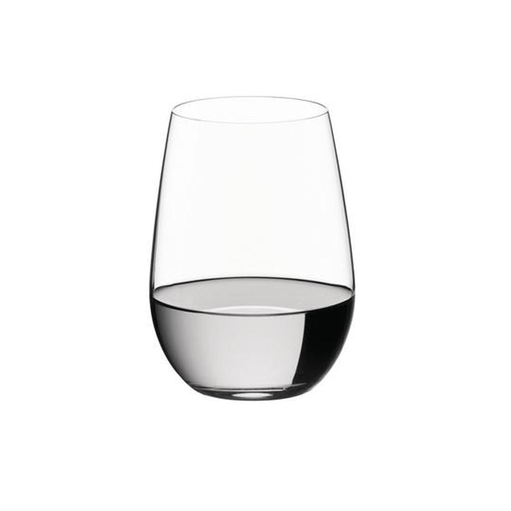 Riedel O Series 13.25 oz. Stemless Crystal Riesling and Sauvignon Blanc