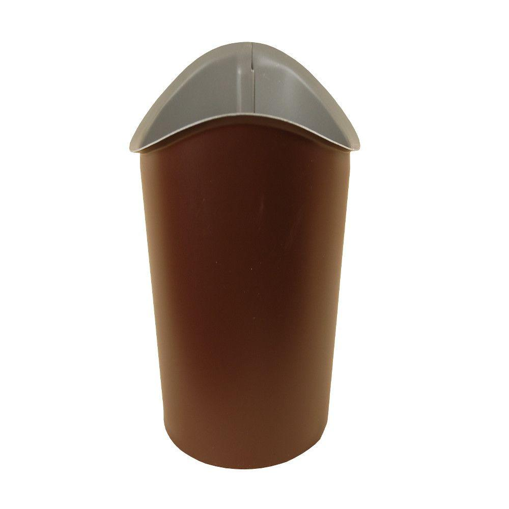 Amerimax Home Products 3 In Royal Brown Aluminum Half