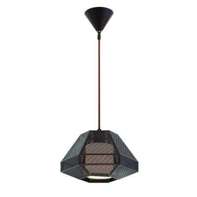 Recinto Collection 1-Light Large Bronze Pendant