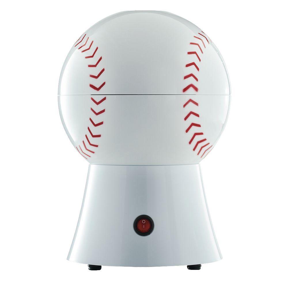 Baseball Popcorn Maker