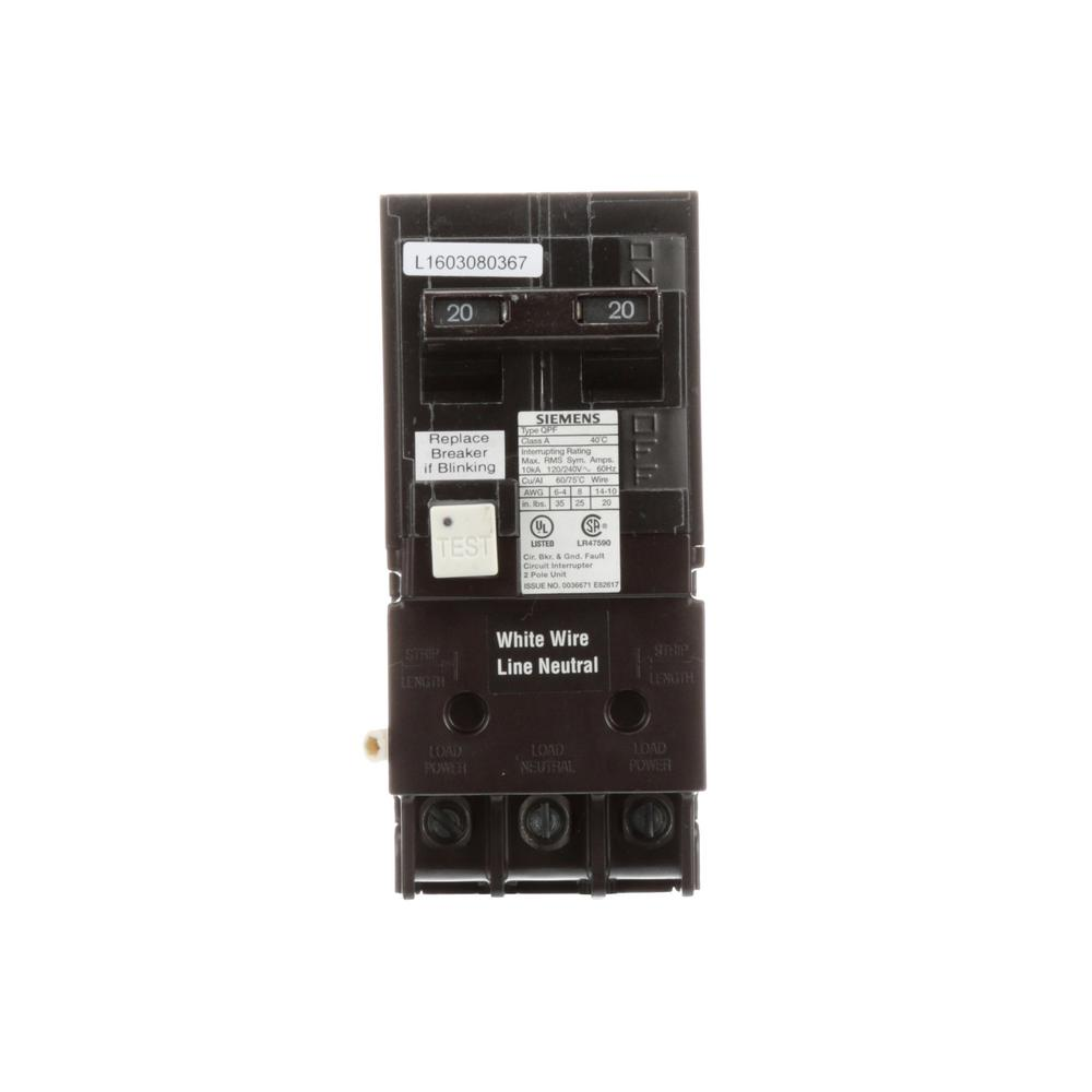 Switch Wiring Diagram On Gfci Circuit Breaker Wiring Diagram