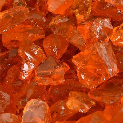 10 lbs. Pine Mountain 1 in. Fire Glass Cubes