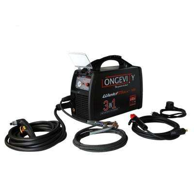Weldmax 185i 180 Amp Multi Process Welder with IGBT Technology