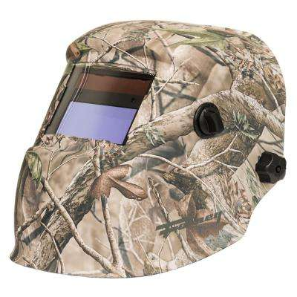 Premier Series Camo Auto-Darkening Welding Helmet