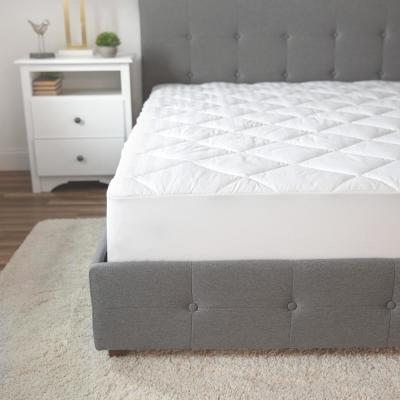 15 in. King Cotton Mattress Pad