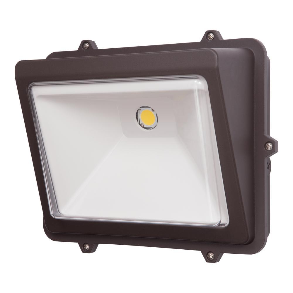 5,500 Lumen High Output LED Commercial Flood Light