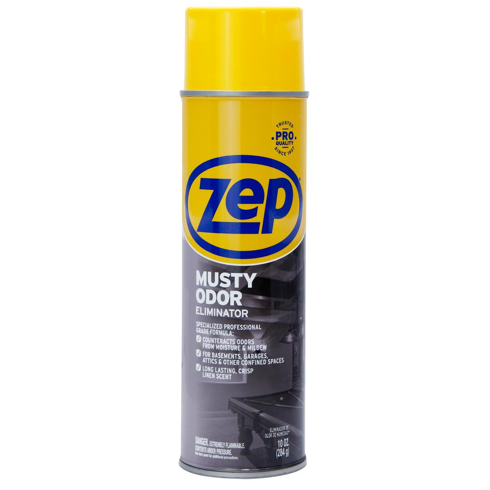 ZEP 10 oz  Musty Odor Eliminator Air Freshener Spray