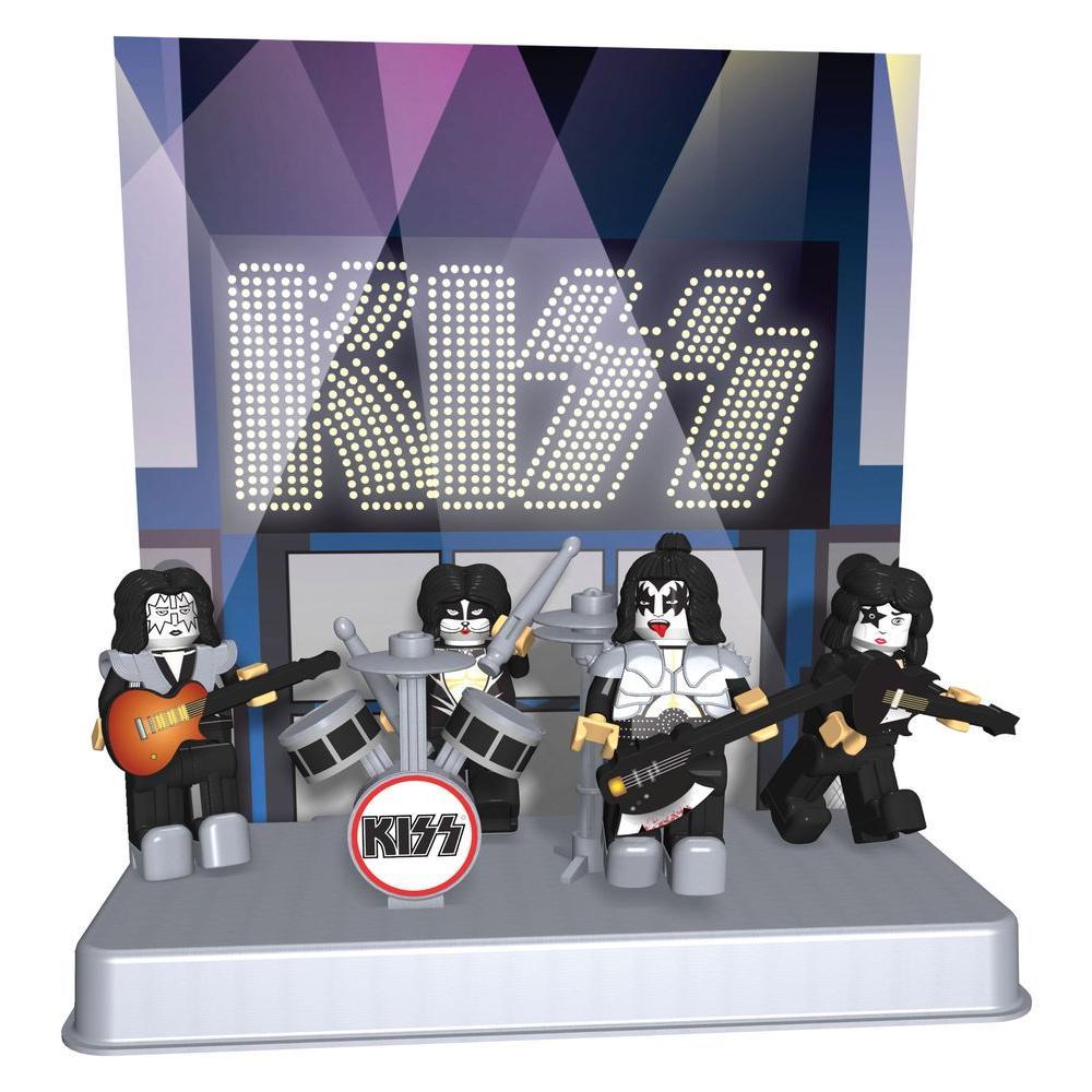 K'NEX Kiss Buildable Figures Building Set