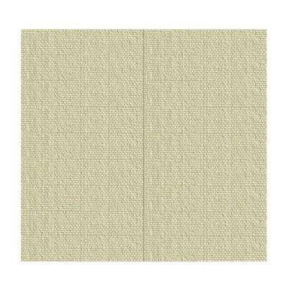 64 sq. ft. Angora Fabric Covered Full Kit Wall Panel