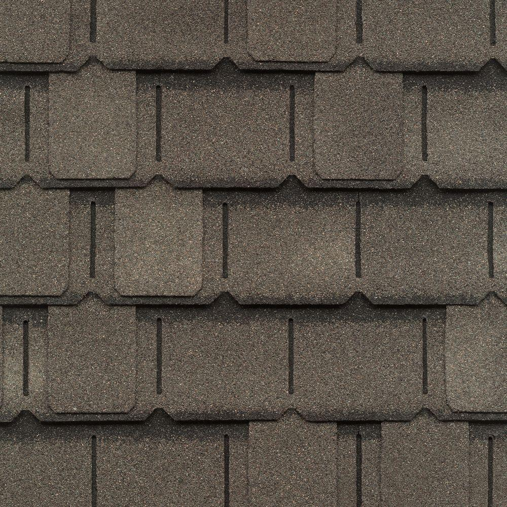 Camelot Aged Oak Ultra Premium Lifetime Architectural Shingles (14 sq. ft.