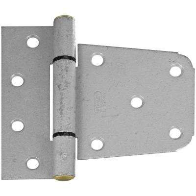 3-1/2 in. Galvanized Heavy Duty Gate Hinge