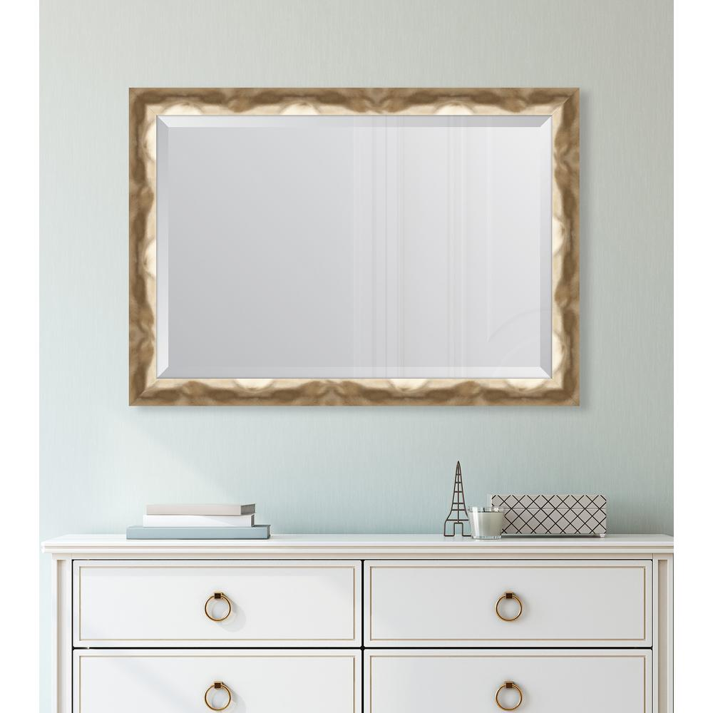 Melissa van hise 30 in x 42 in framed wide contemporary for 4 x 5 wall mirror