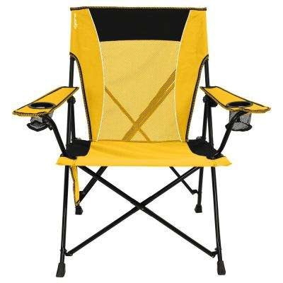 Izamal Yellow Dual Lock Chair