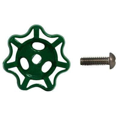 Replacement Handle and Screw Kit for C-144 and C-134 Wall Hydrants