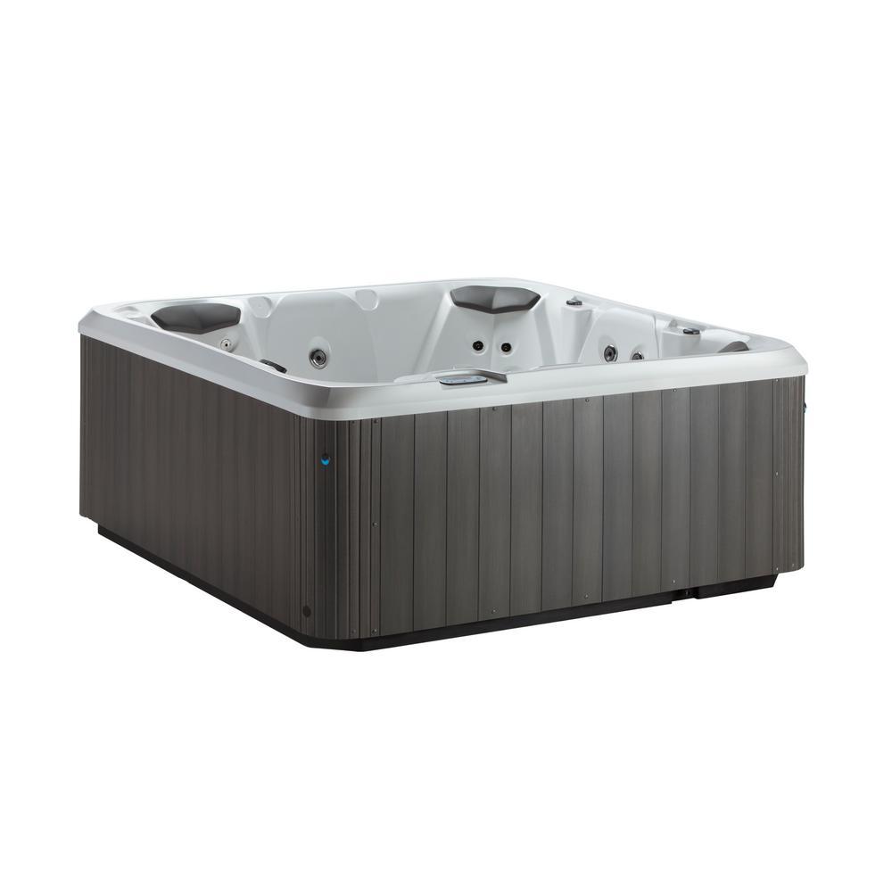 Lifesmart Estrella 6-Person 42-Jet Standard Hot Tub with Lounge