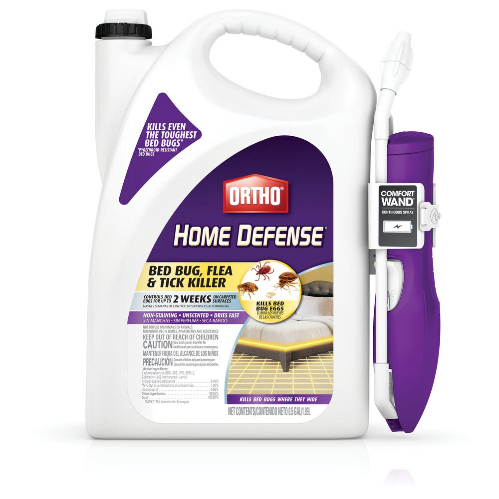 Ortho 1/2 Gal. Home Defense Bed Bug-020251005 - The Home Depot
