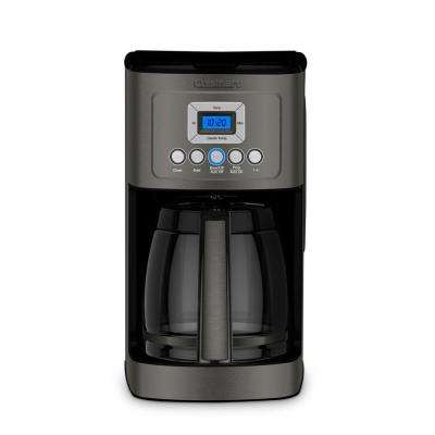 Black Stainless 14-Cup Programmable Coffeemaker