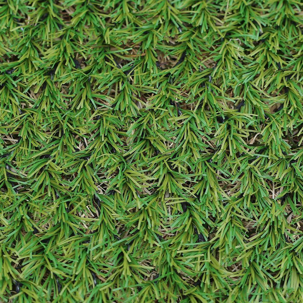 EZ Hybrid Turf 6-1/2 x 82 ft. Artificial Grass Synthetic Lawn Turf