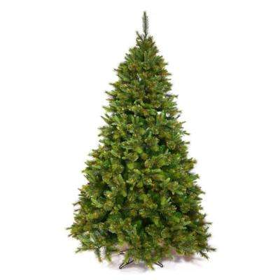 7.5 ft. x 55 in. Cashmere Mixed Pine Full Artificial Christmas Tree