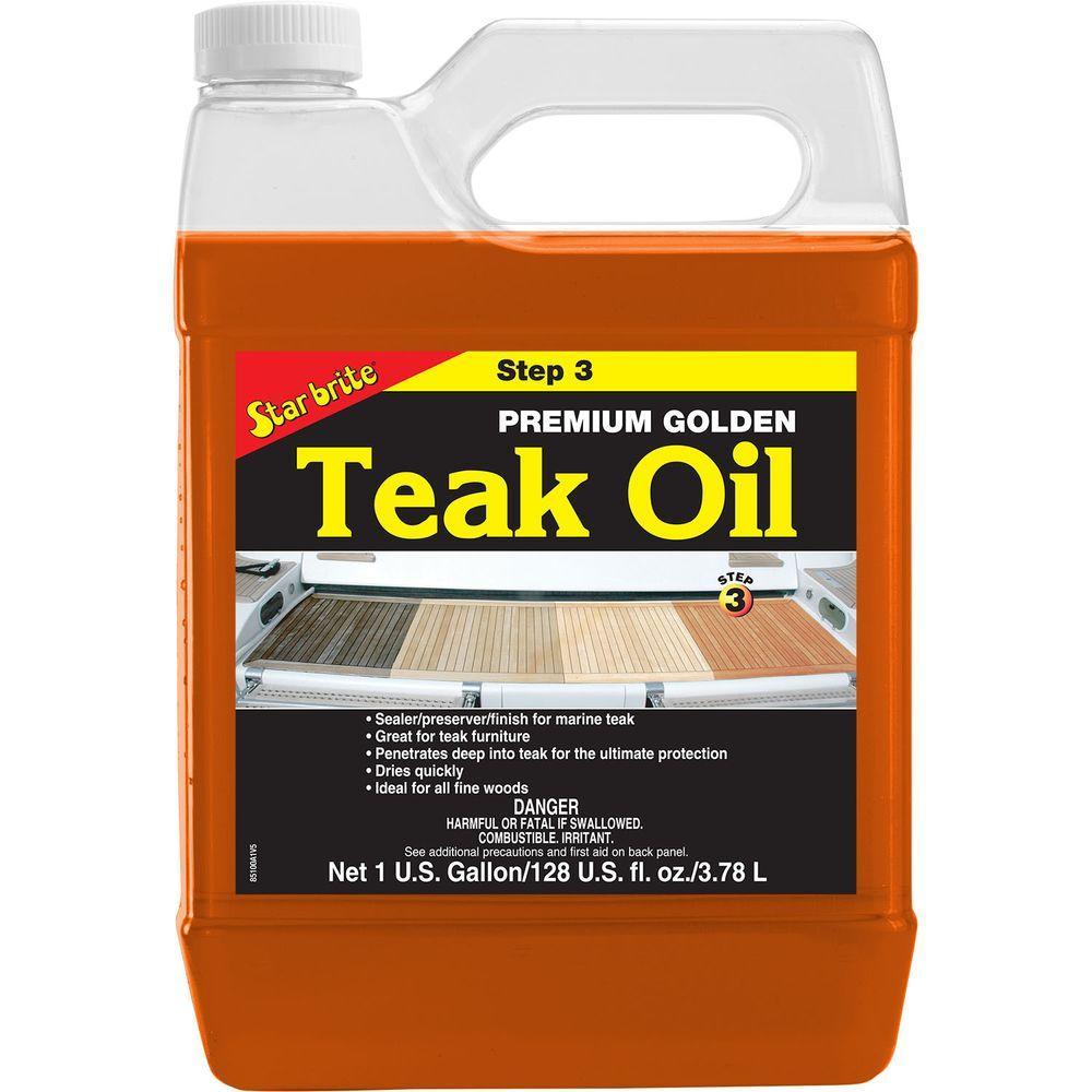 1 gal. Premium Teak Oil