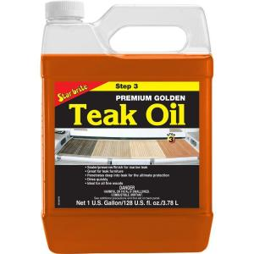 Star Brite 1 Gal Premium Teak Oil
