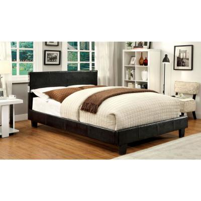 Evans Full Bed in Espresso finish