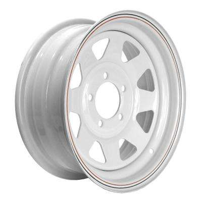 14x5 5-Hole 14 in. Steel Custom Spoke Trailer Wheel/Rim