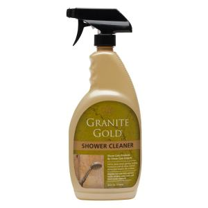 Granite Gold 24 Oz Shower Cleaner Gg0039 The Home Depot