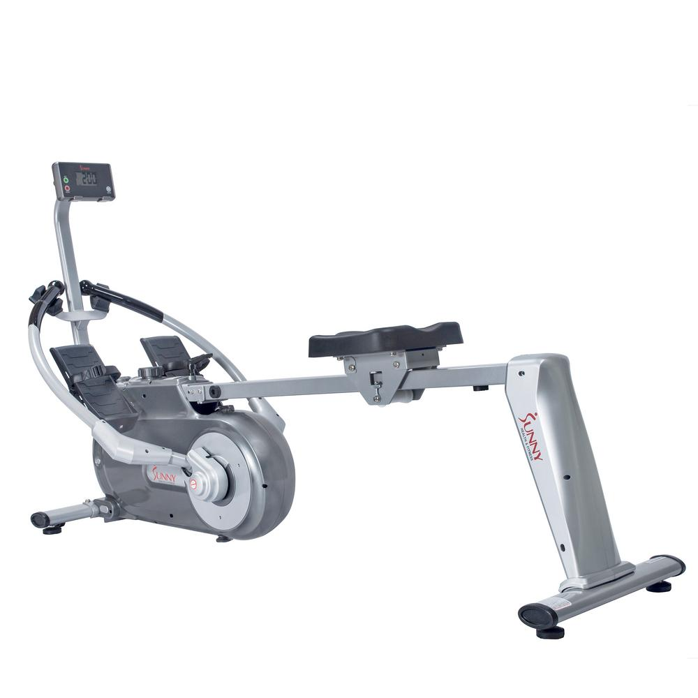 9d4980685b9 Sunny Health   Fitness Full Motion Magnetic Rowing Machine-SF-RW5864 ...