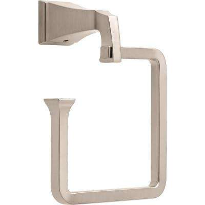 Dryden Towel Ring in Brilliance Stainless