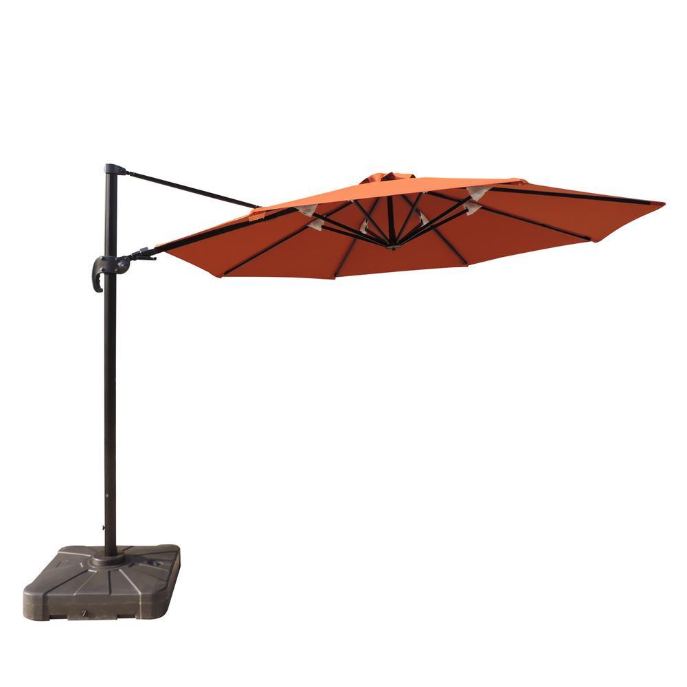 Patio Freeport Com: Island Umbrella Freeport 11 Ft. Octagon Cantilever Patio