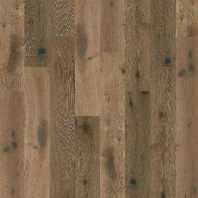 Richmond Oak Baroque 9/16 in. Thick x 7 1/2 in. W x Varying Length Engineered Hardwood Flooring (31.09 sq. ft. / case)